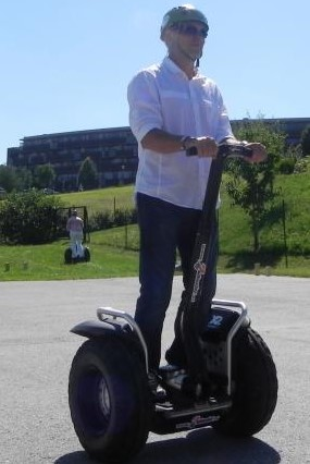 Segway_Parcours