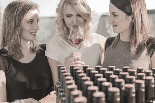 Virtuelle Weinverkostung
